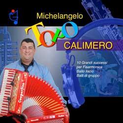 CD CALIMERO 10 BRANI BALLABILI CON SIAE