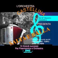 CD FISARMONICA FREE Massimo CASTELLINA