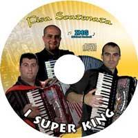 CD FISA SCATENATA brani ballabili Liscio FISARMONICA