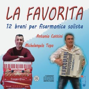 La Favorita CD compilation